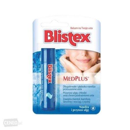 Balsam do ust Blistex Medplus 4,25g