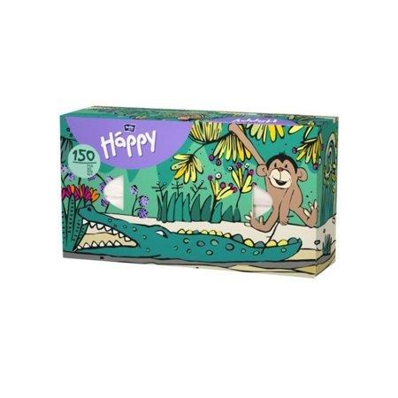 Chusteczki Bella uniwersalne Happy małpka 150 szt