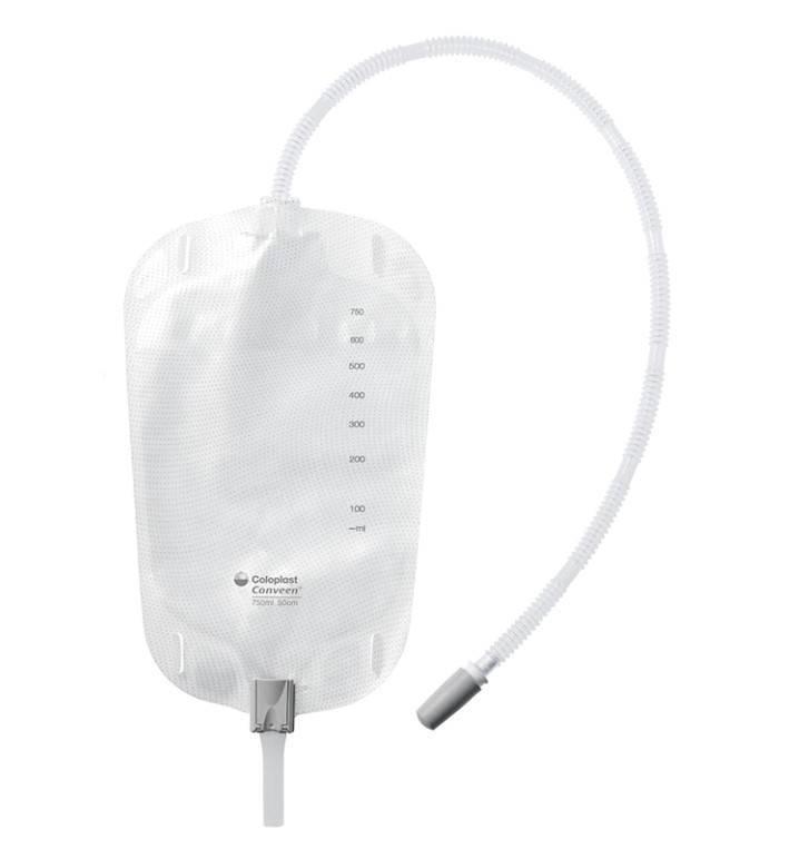 Coloplast Worek Conveen Security+ zbiornik moczu pojemność 0,5 l