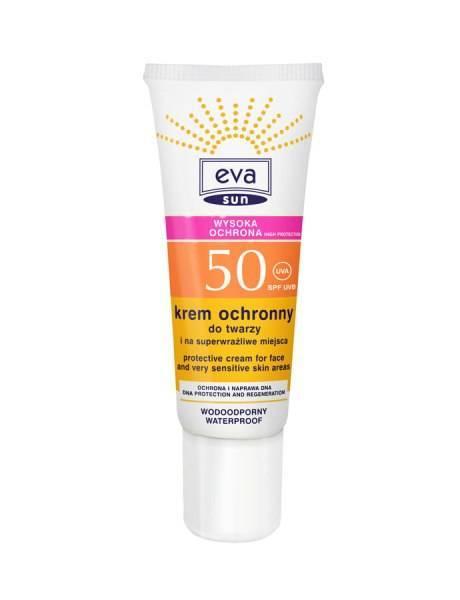 Eva Sun krem ochronny f50 25ml