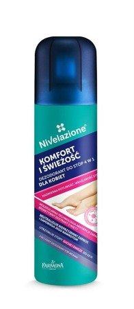Farmona Dezodorant do stóp 4w1 dla kobiet
