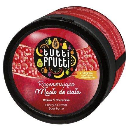 Farmona Tutti Frutti Wiśnia i Porzeczka masło do ciała