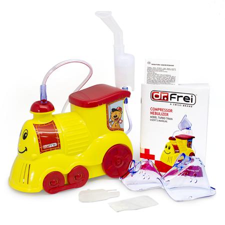 Inhalator Medyczny Dr Frei Turbo Train