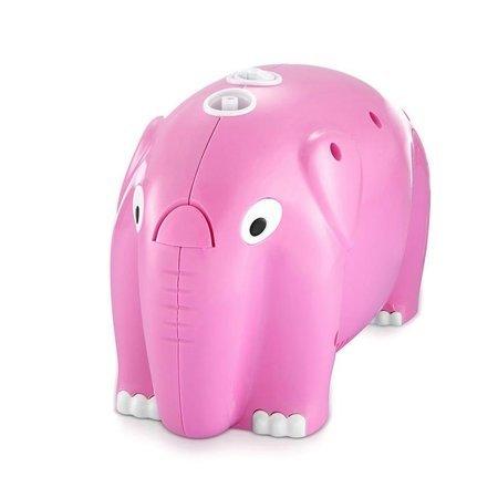 Inhalator dla dzieci Słoń ORO- BABY NEB PINK