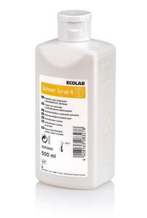 Mikrobójczy Płyn do mycia Skinsan Scrub N 500ml
