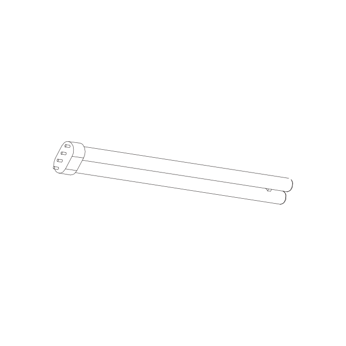 Nanocare Aseptica Ultra lampa UV-C
