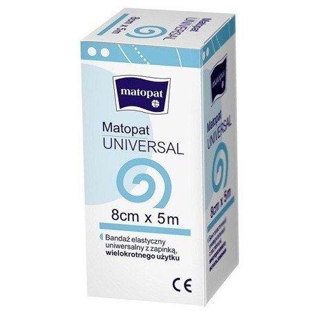 Opaska elastyczna tkana Matopat Universal