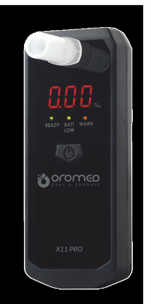 Oromed alkomat elektrochemiczny OROMED X11 PRO