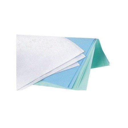 Papier do sterylizacji 500x500mm 500 SZT biały