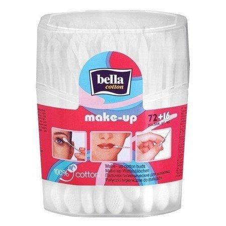 Patyczki higieniczne Make Up 72 SZT +16