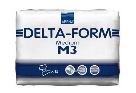 Pieluchomajtki Abena Delta Form medium M3 15szt