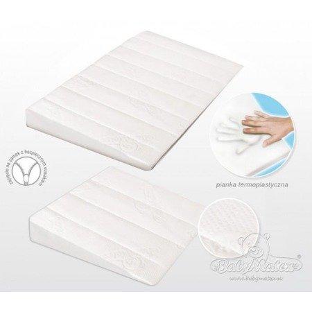Poduszka dla niemowląt Smart z pianki termoplastycznej 60x36