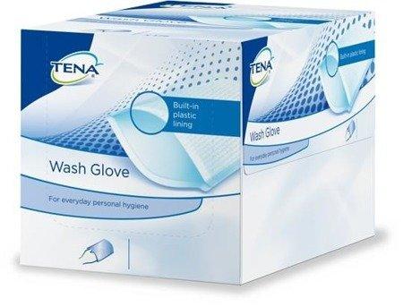 Rękawice do mycia ciała Tena Wash Glove, 175 szt.