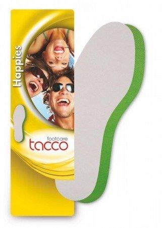 Tacco happies wkładki odświeżające dla stóp