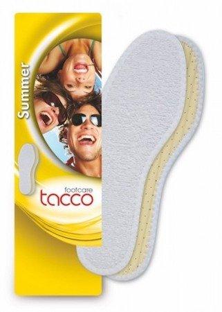 Tacco summer wkładki lecznicze dla stóp