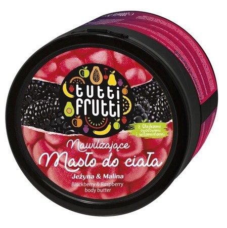 Tutti Frutti JEŻYNA & MALINA masło do ciała
