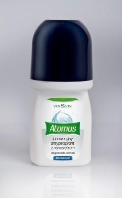 Vinsvin atomus antyperspirant dla mężczyzn 50ml