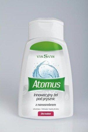 Vinsvin atomus żel pod prysznic dla kobiet 250ml
