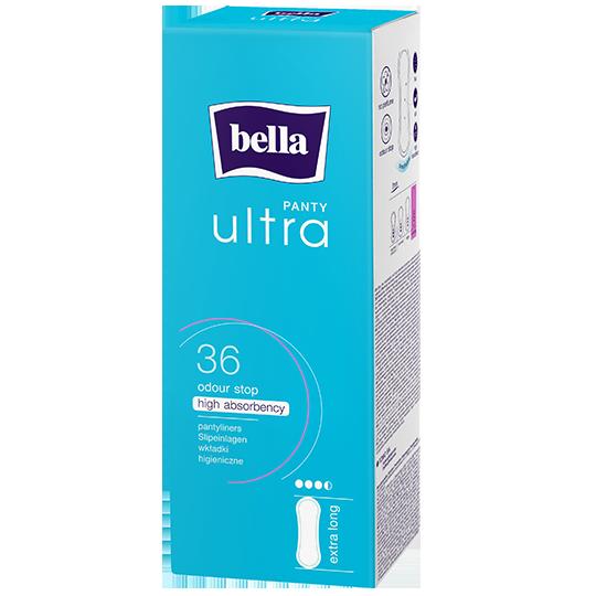 Wkładki Bella Panty Ultra Extra Long 36 szt