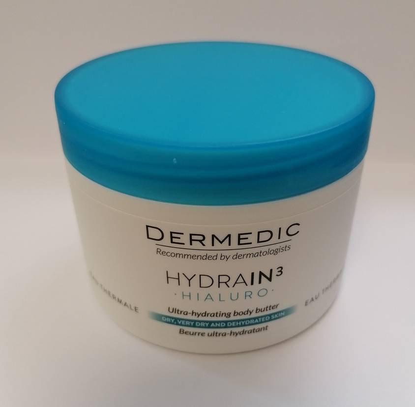 Dermedic Hydrain3 Hialuro masło ultranawadniające  225ml