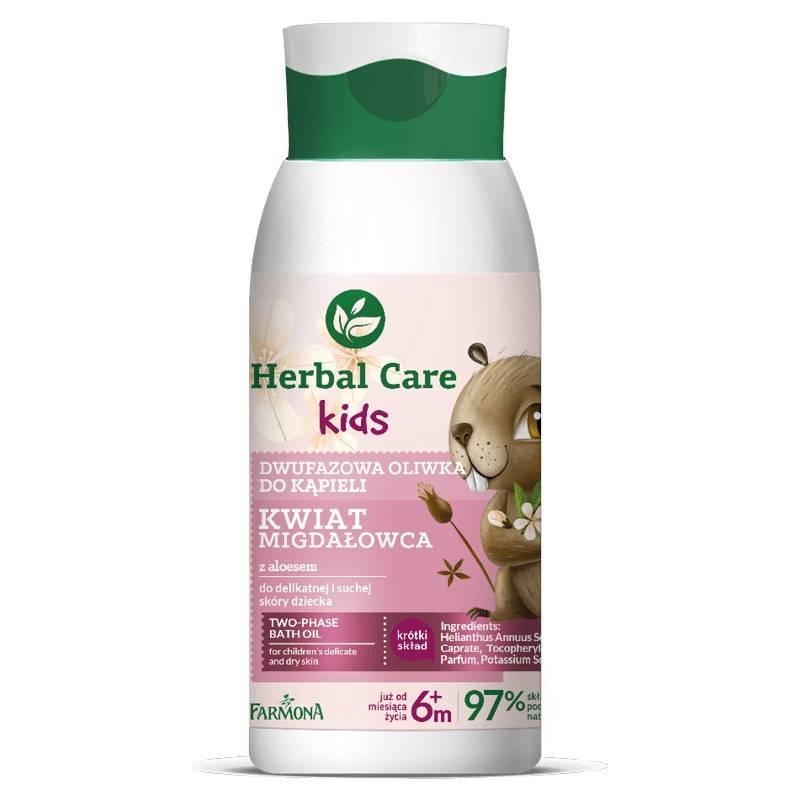 Farmona Herbal Care Kids dwufazowa oliwka do kąpieli 300ml