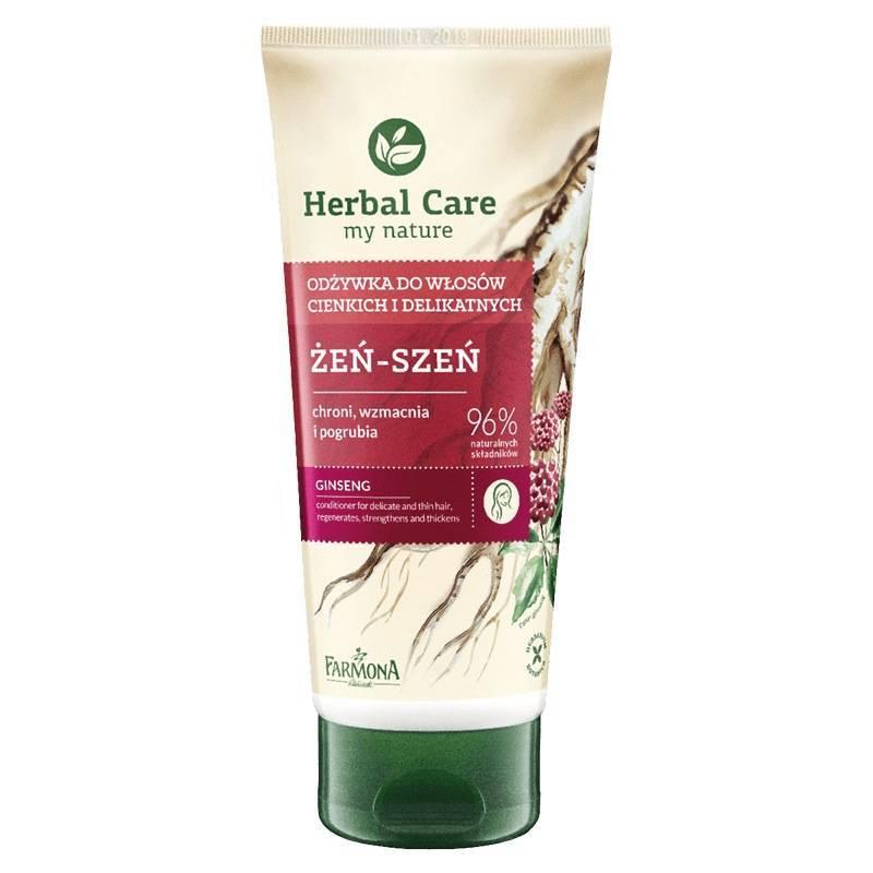 Farmona Herbal Care odżywka do włosów żeń-szeń 200ml
