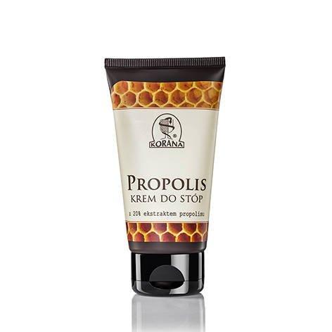 Korana propolis- krem do stóp 75ml
