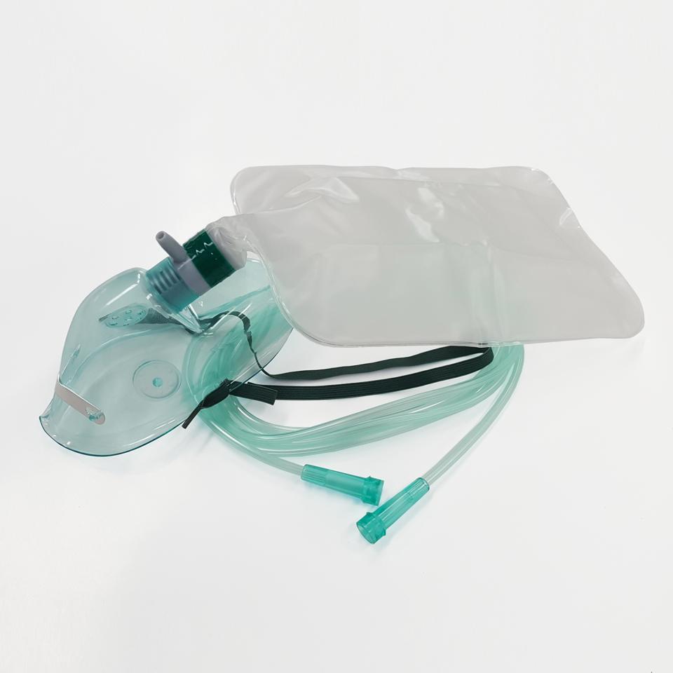 Maska tlenowa z workiem i drenem L/210cm