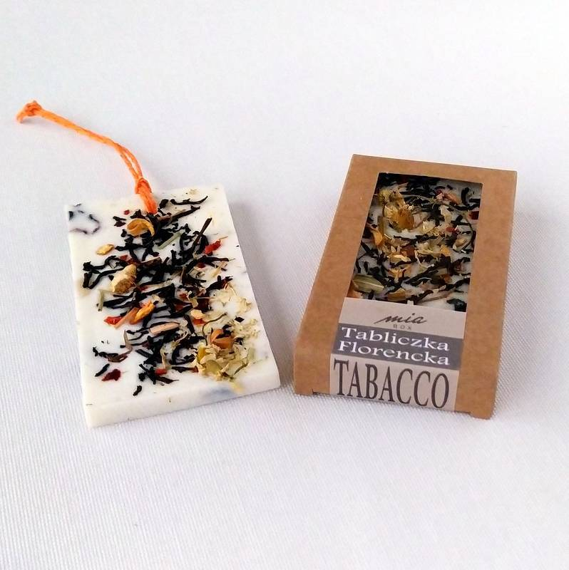 Miabox Tabliczka Florencka tabacco